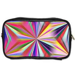 Star A Completely Seamless Tile Able Design Toiletries Bags 2-Side
