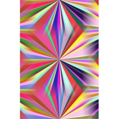 Star A Completely Seamless Tile Able Design 5.5  x 8.5  Notebooks