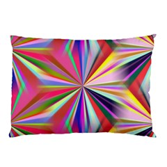 Star A Completely Seamless Tile Able Design Pillow Case (two Sides)