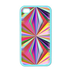 Star A Completely Seamless Tile Able Design Apple Iphone 4 Case (color)