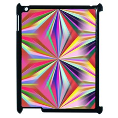 Star A Completely Seamless Tile Able Design Apple iPad 2 Case (Black)