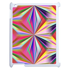 Star A Completely Seamless Tile Able Design Apple Ipad 2 Case (white)