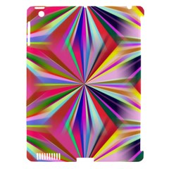 Star A Completely Seamless Tile Able Design Apple Ipad 3/4 Hardshell Case (compatible With Smart Cover)