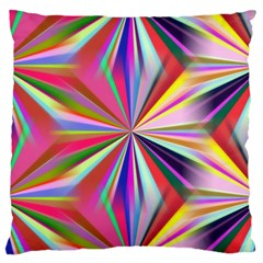 Star A Completely Seamless Tile Able Design Large Cushion Case (one Side)