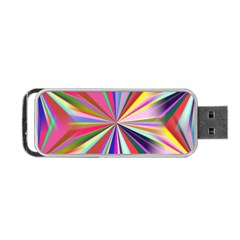 Star A Completely Seamless Tile Able Design Portable USB Flash (One Side)