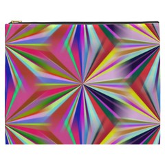 Star A Completely Seamless Tile Able Design Cosmetic Bag (XXXL)