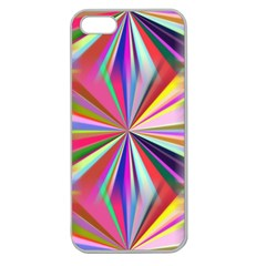 Star A Completely Seamless Tile Able Design Apple Seamless iPhone 5 Case (Clear)