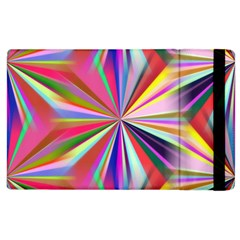 Star A Completely Seamless Tile Able Design Apple iPad 3/4 Flip Case