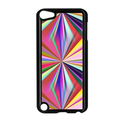 Star A Completely Seamless Tile Able Design Apple iPod Touch 5 Case (Black)