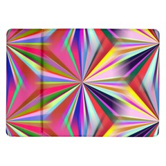 Star A Completely Seamless Tile Able Design Samsung Galaxy Tab 10.1  P7500 Flip Case