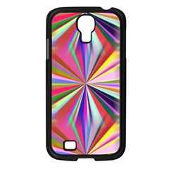 Star A Completely Seamless Tile Able Design Samsung Galaxy S4 I9500/ I9505 Case (Black)