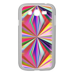 Star A Completely Seamless Tile Able Design Samsung Galaxy Grand Duos I9082 Case (white)