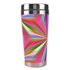 Star A Completely Seamless Tile Able Design Stainless Steel Travel Tumblers