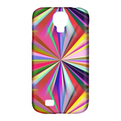 Star A Completely Seamless Tile Able Design Samsung Galaxy S4 Classic Hardshell Case (pc+silicone)