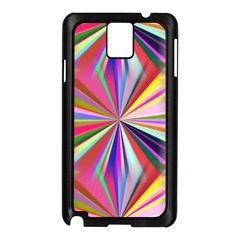 Star A Completely Seamless Tile Able Design Samsung Galaxy Note 3 N9005 Case (black)