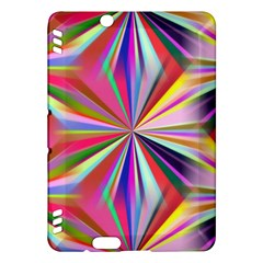 Star A Completely Seamless Tile Able Design Kindle Fire HDX Hardshell Case
