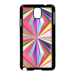 Star A Completely Seamless Tile Able Design Samsung Galaxy Note 3 Neo Hardshell Case (Black)