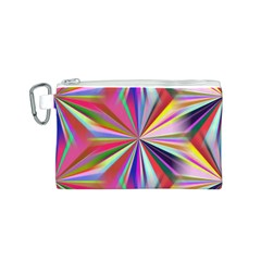 Star A Completely Seamless Tile Able Design Canvas Cosmetic Bag (S)