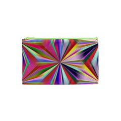 Star A Completely Seamless Tile Able Design Cosmetic Bag (XS)