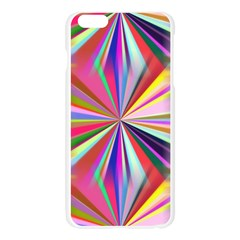 Star A Completely Seamless Tile Able Design Apple Seamless iPhone 6 Plus/6S Plus Case (Transparent)