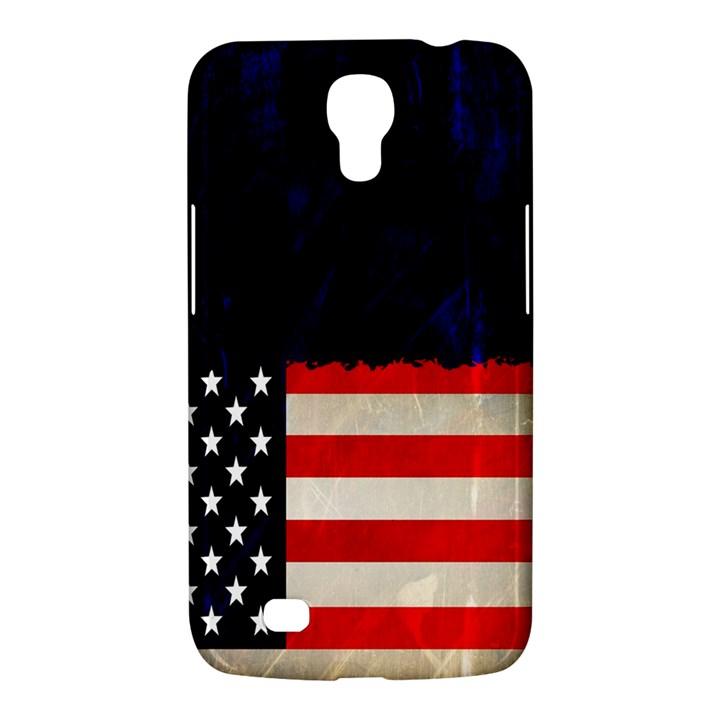 Grunge American Flag Background Samsung Galaxy Mega 6.3  I9200 Hardshell Case