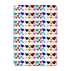 A Creative Colorful Background With Hearts Galaxy Note 1