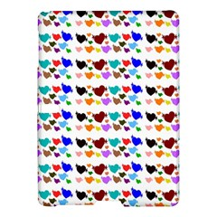 A Creative Colorful Background With Hearts Samsung Galaxy Tab S (10 5 ) Hardshell Case