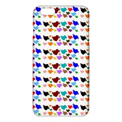 A Creative Colorful Background With Hearts Iphone 6 Plus/6s Plus Tpu Case
