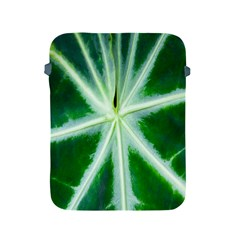 Green Leaf Macro Detail Apple Ipad 2/3/4 Protective Soft Cases