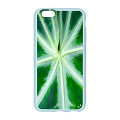 Green Leaf Macro Detail Apple Seamless iPhone 6/6S Case (Color)