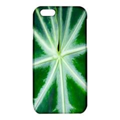 Green Leaf Macro Detail iPhone 6/6S TPU Case