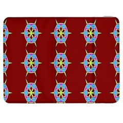Geometric Seamless Pattern Digital Computer Graphic Samsung Galaxy Tab 7  P1000 Flip Case