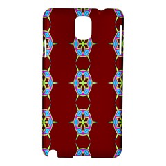 Geometric Seamless Pattern Digital Computer Graphic Samsung Galaxy Note 3 N9005 Hardshell Case