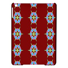 Geometric Seamless Pattern Digital Computer Graphic Ipad Air Hardshell Cases