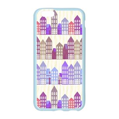 Houses City Pattern Apple Seamless iPhone 6/6S Case (Color)