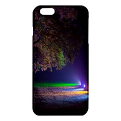 Illuminated Trees At Night Iphone 6 Plus/6s Plus Tpu Case