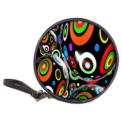 Background Balls Circles Classic 20 Cd Wallets