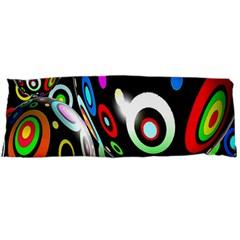 Background Balls Circles Body Pillow Case (dakimakura)