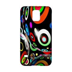 Background Balls Circles Samsung Galaxy S5 Hardshell Case