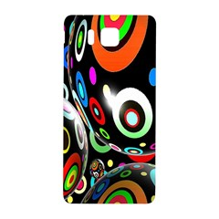 Background Balls Circles Samsung Galaxy Alpha Hardshell Back Case