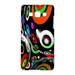 Background Balls Circles Samsung Galaxy A5 Hardshell Case