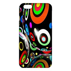 Background Balls Circles iPhone 6 Plus/6S Plus TPU Case