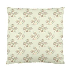 Seamless Floral Pattern Standard Cushion Case (Two Sides)