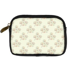 Seamless Floral Pattern Digital Camera Cases