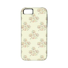 Seamless Floral Pattern Apple iPhone 5 Classic Hardshell Case (PC+Silicone)