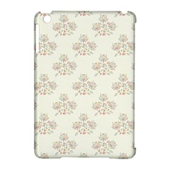 Seamless Floral Pattern Apple iPad Mini Hardshell Case (Compatible with Smart Cover)