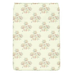 Seamless Floral Pattern Flap Covers (S)