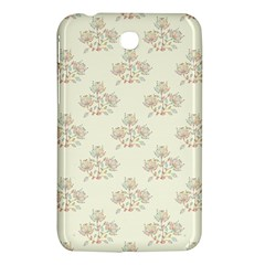 Seamless Floral Pattern Samsung Galaxy Tab 3 (7 ) P3200 Hardshell Case