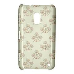 Seamless Floral Pattern Nokia Lumia 620
