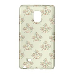 Seamless Floral Pattern Galaxy Note Edge